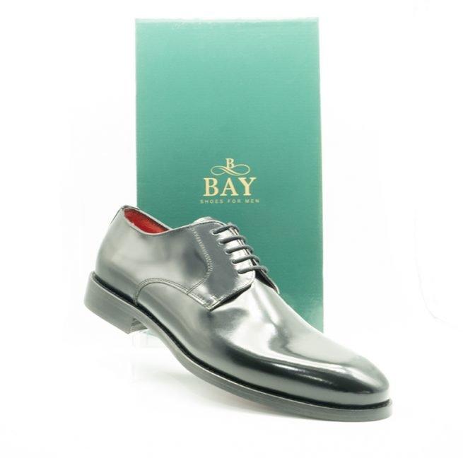 Derby acabado en Florentic. Zapatos impermeables, hidrofugados y termosellados. Zapatos BAY Mallorca, modelo 20968