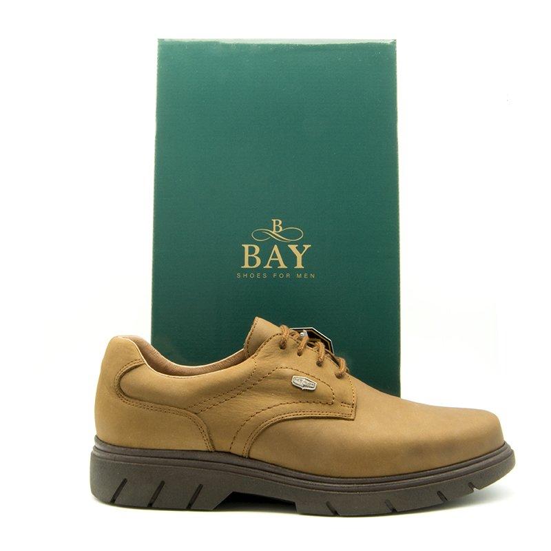 Zapatos BAY tradición y la tecnología. BAY SHOES FOR MEN box.