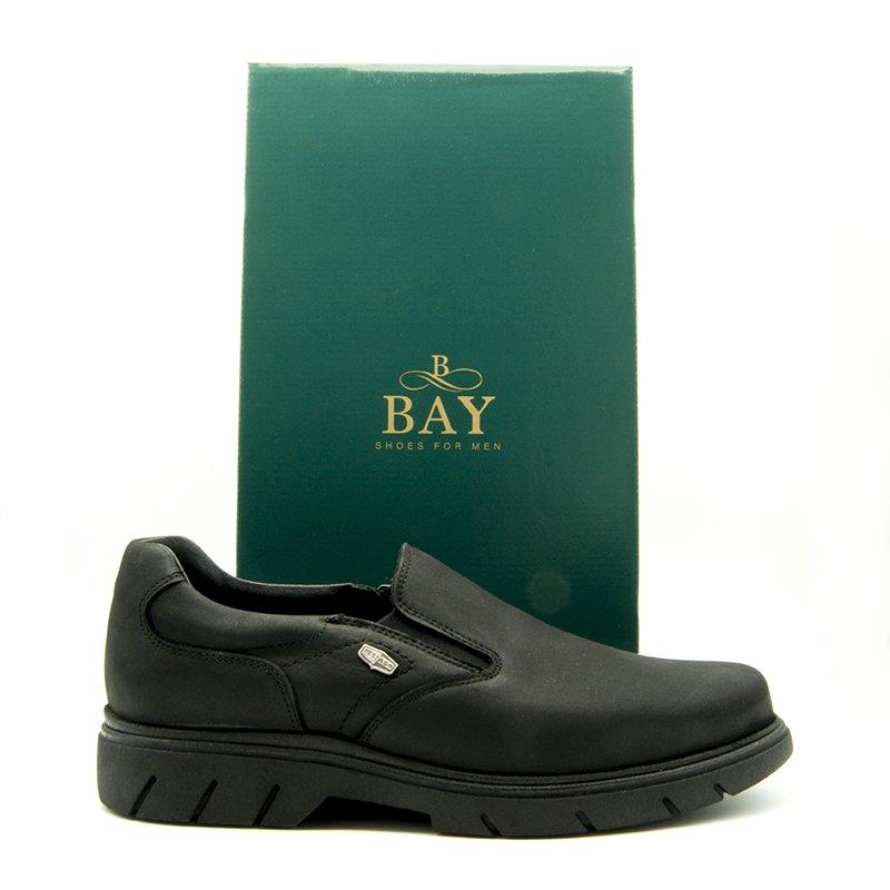 Zapatos BAY SHOES FOR MEN. Zapatos BAY derby negro.