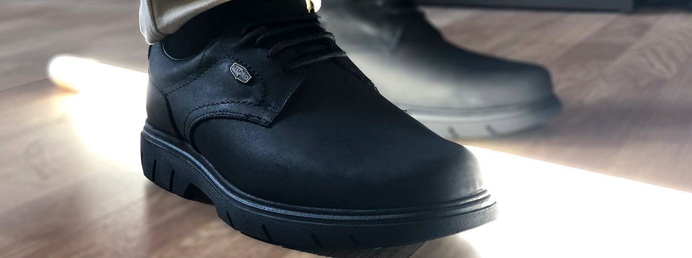 Zapatos BAY, innovación a tus pies.