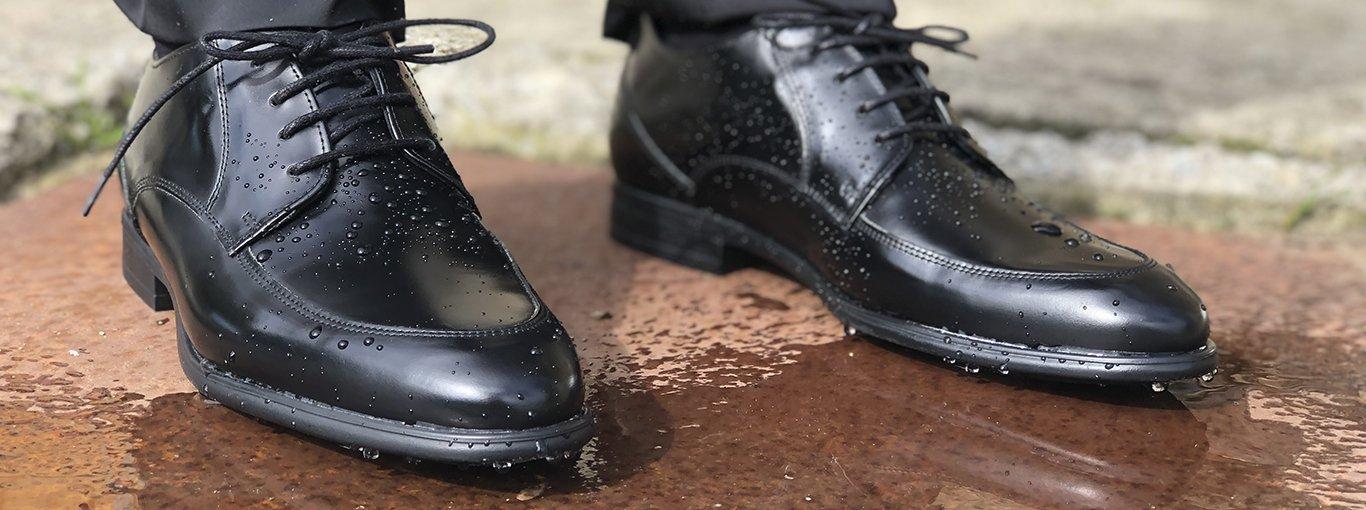 Zapatos tecnológicos de lujo. Zapatos BAY Mallorca.